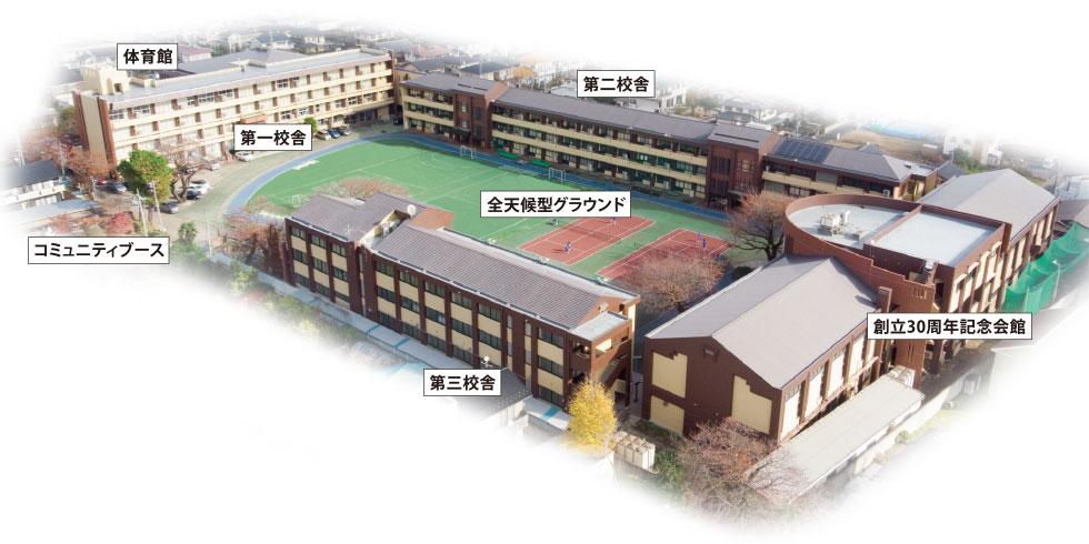 水戸啓明高等学校 マップ