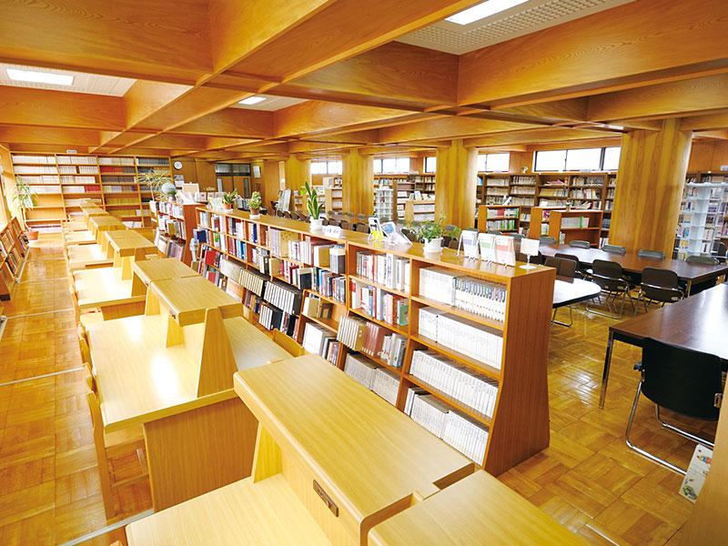 図書室・自習室