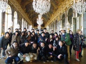 13ヴェルサイユ宮殿