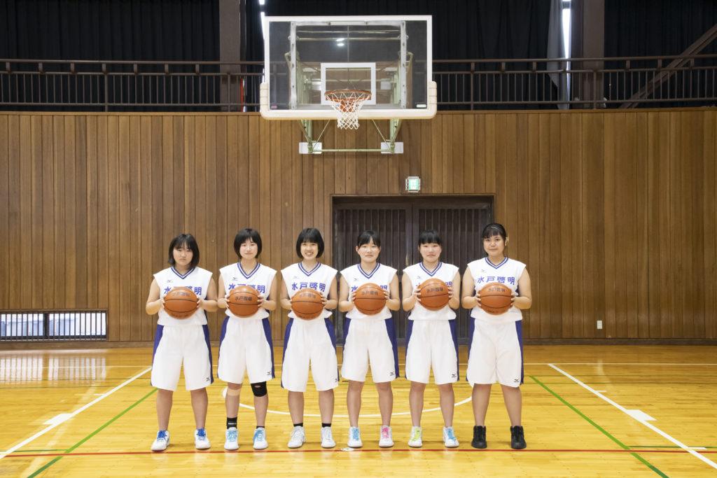 バスケットボール部(女)画像